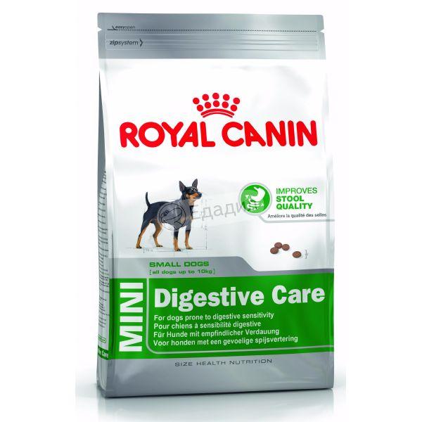 Корм royal canin care digestive
