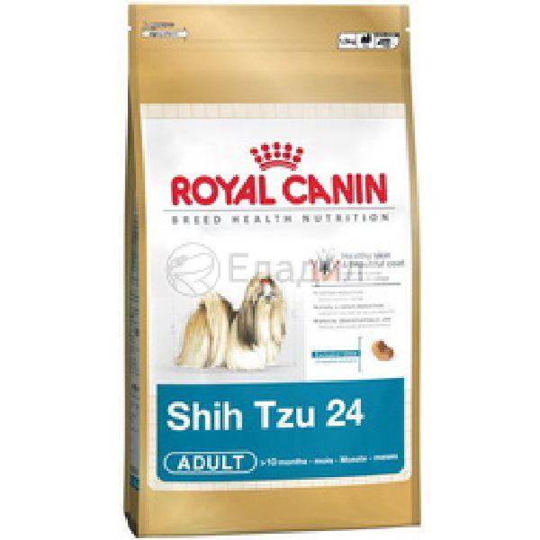 Корм royal canin 28 shih tzu