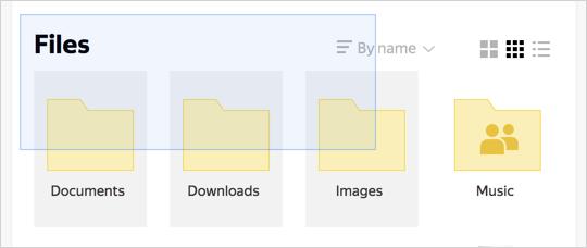 Yandex disk mac os