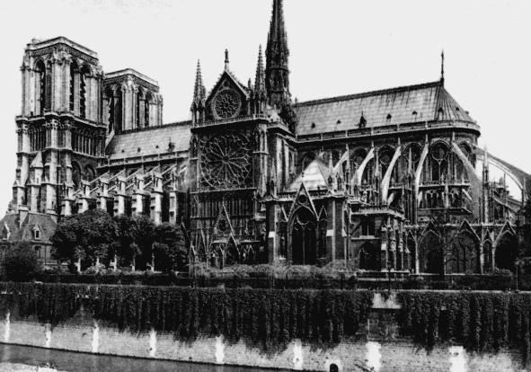 Собор Парижской Богоматери и