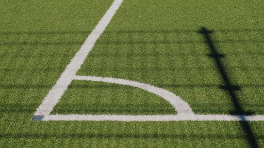 Поле, мяч, команда