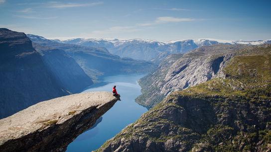 Изумительные пейзажи