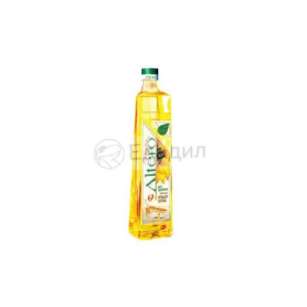 Масло подсолнечное с оливковым маслом altero