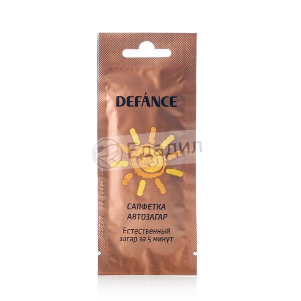 Defence салфетка автозагар