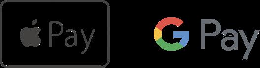 Apple Pay, Google Pay