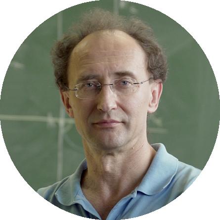 "<p class=""Institut"">Alexander Bobenko, <br> TU Berlin Professor <br>and LOC member</p>"