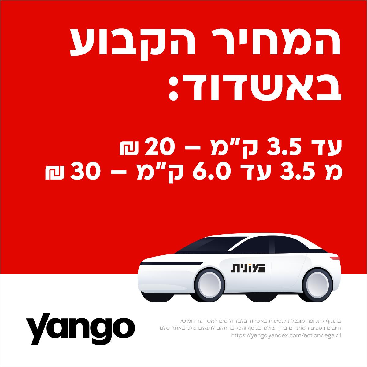 Price in Ashdod