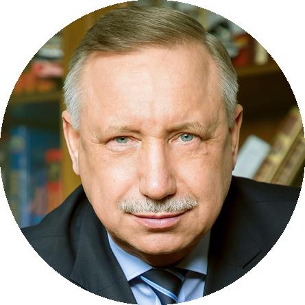 "<p class=""Institut"">Alexander Beglov, <br>Governor of St Petersburg</p>"