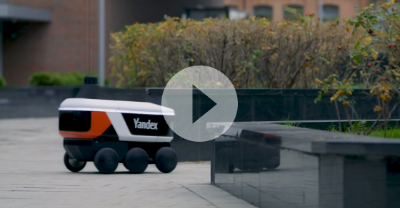 Introducing Yandex.Rover, our autonomous delivery robot