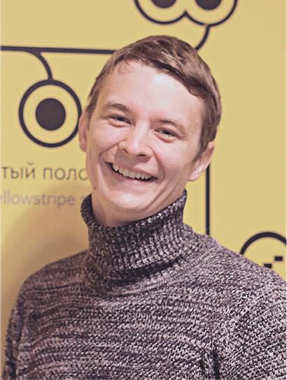Alexey Kalinov